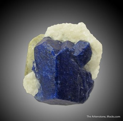 Lazurite (TL) and Forsterite