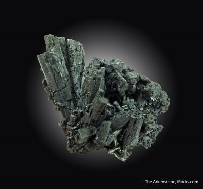 Hausmannite ps. Manganite