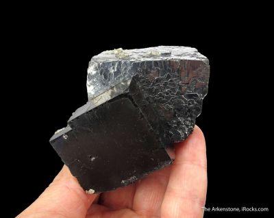 Galena and Fluorite (rare combination)