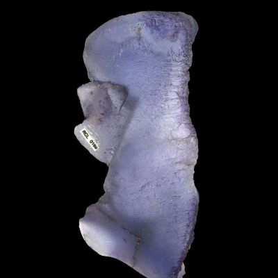 Fluorite (unusual naturally rounded style)