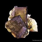 Fluorite with Calcite (fl)