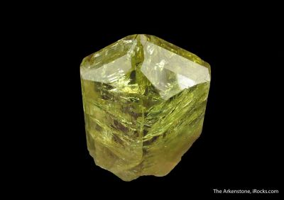 Zoisite var. Yellow Tanzanite