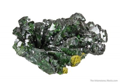 Olivenite with Gartrellite