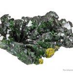 Olivenite with Gartrellite