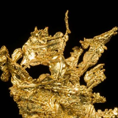 Native Gold from Around the World