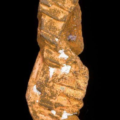 Copper (spinel-twinned)