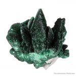 Malachite ps. after Azurite