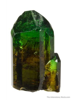 Tourmaline var. Chrome Dravite