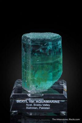 Beryl var. Aquamarine & Heliodor