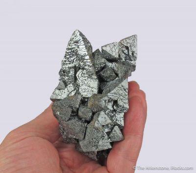 Hematite ps. Magnetite
