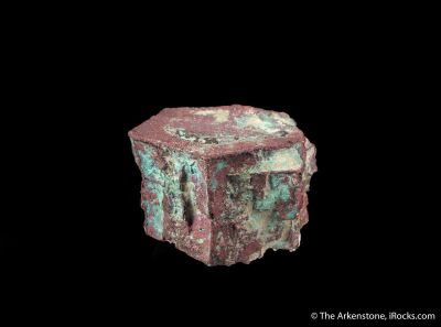 Copper ps. Aragonite