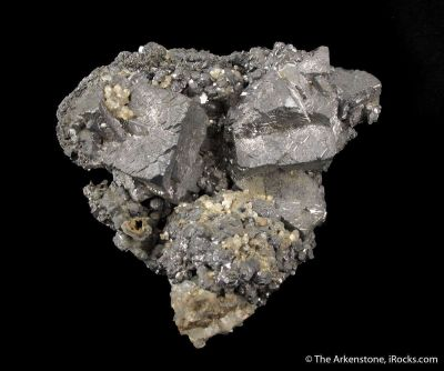 Galena and Calcite