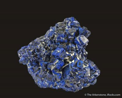 Azurite (circa 1800s)
