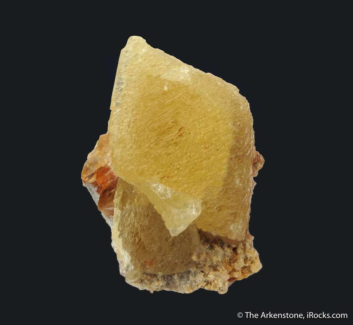 Namibia Smithsonite and Hemimorphite Specimen