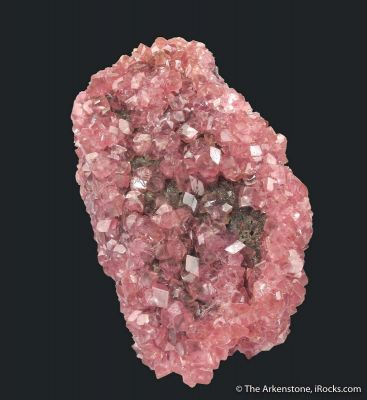 Cobaltian Smithsonite with Cerussite