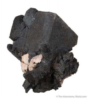 Goethite/Hematite mix. Ps. Calcite