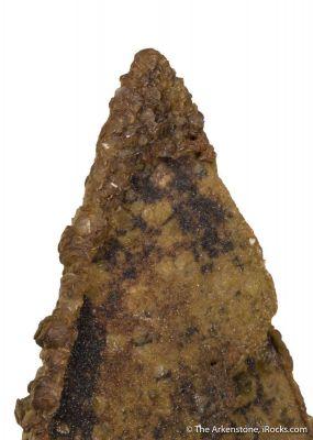 Siderite pseudomorph Baryte (aka