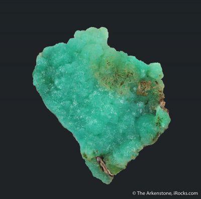 Cuprian Adamite (fluorescent)