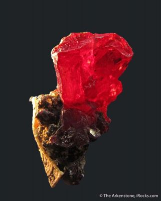 Proustite (dated 1827)
