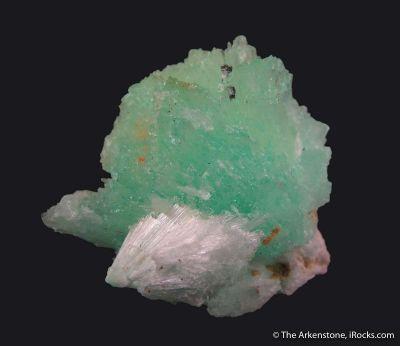 Metavauxite (Type Locality)