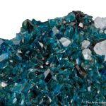 Lazulite with Apatite