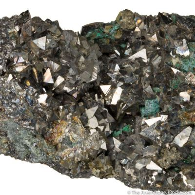 Arsenopyrite and Chalcopyrite