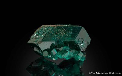 Dioptase (huge crystal!)