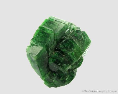 Dravite Tourmaline (vanadium-rich)