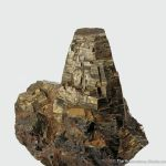 Pyrrhotite with Magnetite and Siderite
