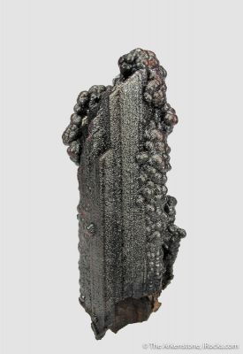 Goethite cast after Selenite