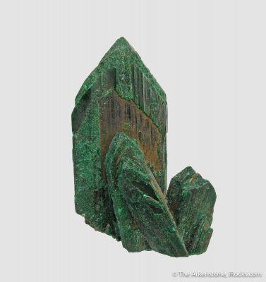 Malachite pseudo. Azurite