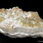 Hemimorphite with Smithsonite