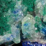 Leadhillite, Diaboleite, and Caledonite