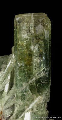Diopside with Grossular Garnet