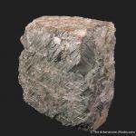 Asbestos ps. Calcite