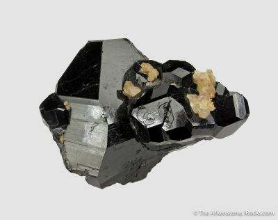 Tourmaline var. Schorl with Quartz
