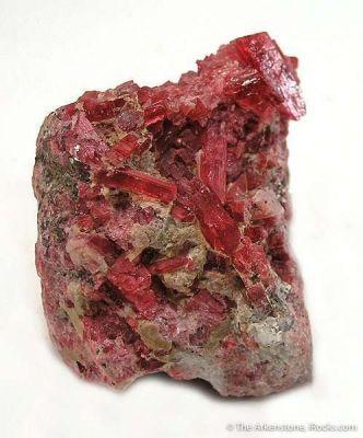 Pyroxmangite (!!!)