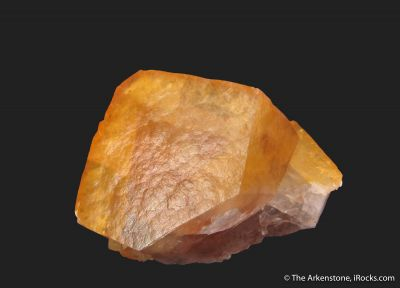 Smithsonite var. Cadmian