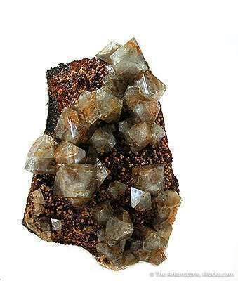 Wardite With Gordonite