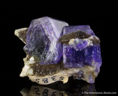 Fluorapatite (1960's glory pocket)