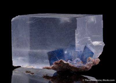 Halite included in Sylvite