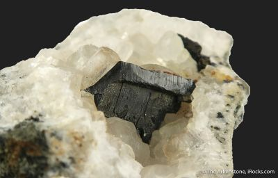 Babingtonite and Calcite
