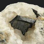 Babingtonite and Calcite