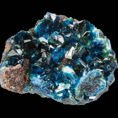 Rare Species: Bertrandite, Djurleite, and Yukon Phosphates