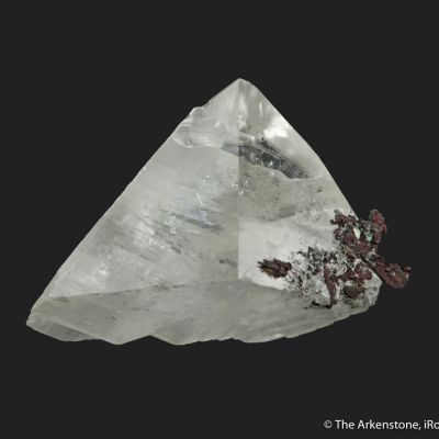Calcite and Copper