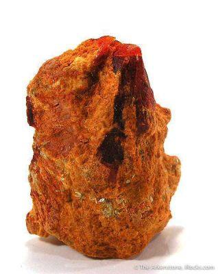 Botryogen, Copiapite, Butlerite and Parabutlerite