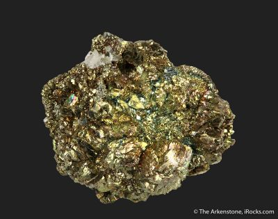 Pyrite ps. Pyrrhotite