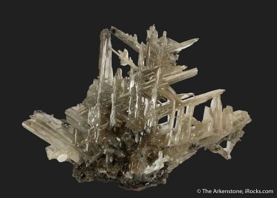 Reticulated (twinned) Cerussite