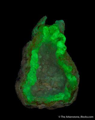 Opal var. Hyalite