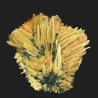 NEW! Fine minerals from the Tom Hall Collection